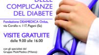 Giornata di prevenzione delle complicanze del Diabete