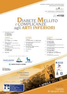 Deamedica-Diabete Mellito e complicanze arti inferiori